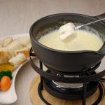 チーズフォンデュ Fondue au fromage