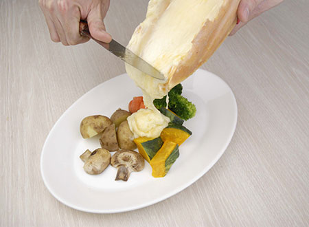 ラクレット Raclette Cheese