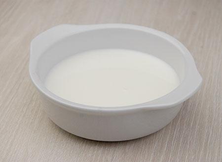 ハイジのヤギミルク