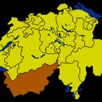 ヴァレー州/Canton du Valais(仏)ヴァリス州(独)