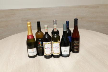 美味しいスイスワインを是非ご賞味ください。