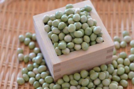 山形県産秘伝豆をご紹介します。