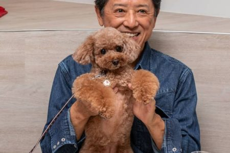 俳優の寺泉憲さんが、ご来店下さいました。