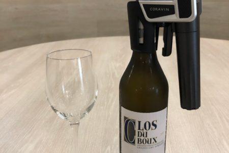 世界遺産のラヴォーのワインをグラスでもお出しすることができます。