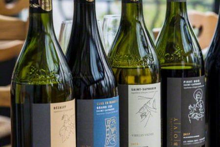 ユネスコ世界遺産に指定されたラヴォーの素晴らしいワイン