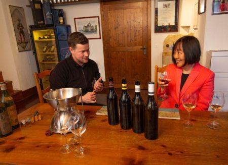 Domaine Massy ワイナリー ドメーヌ・マッシー のスイスワイン