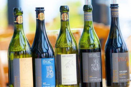 ユネスコ世界遺産ブドウ畑のワイン