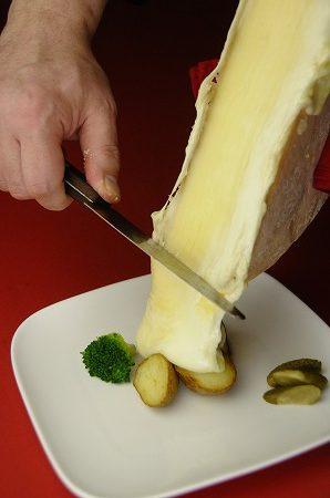 ラクレット Raclette