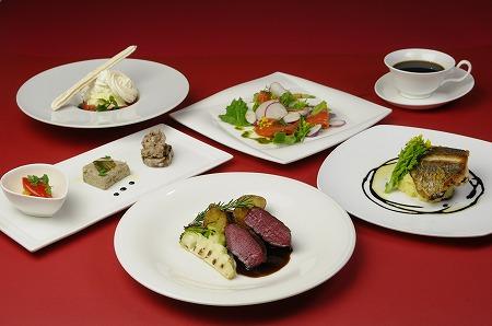 シェフコース Chef's Course