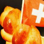 スイスのナショナルデイのためにツェップを作りました