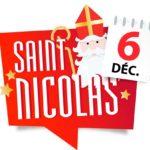 スイスのサンタクロースは12月6日に来るのです。
