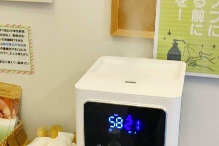この秋登場した新製品の加湿器3台を追加